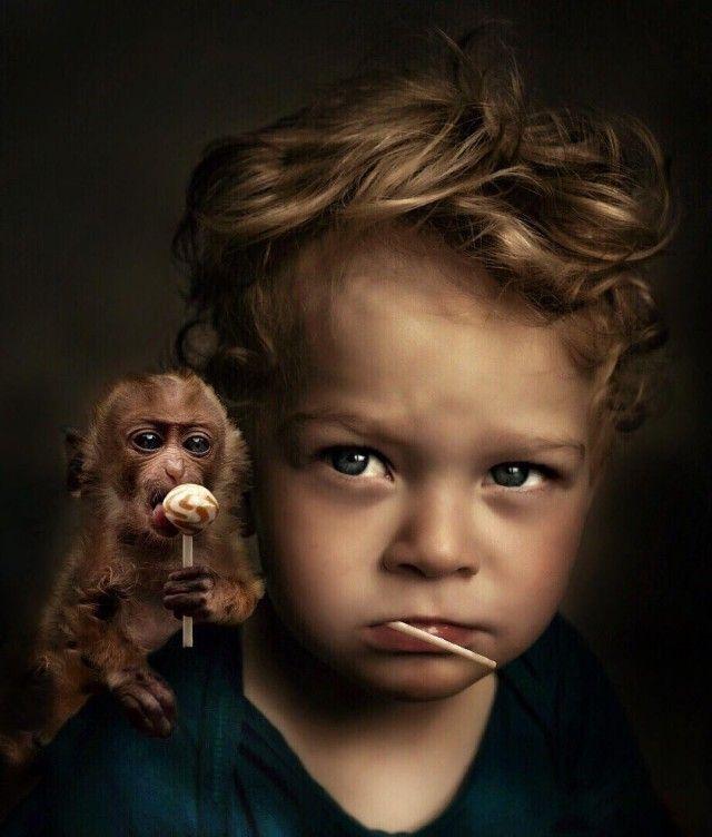 Сказочный мир Марселя ван Льюита (25 фото)