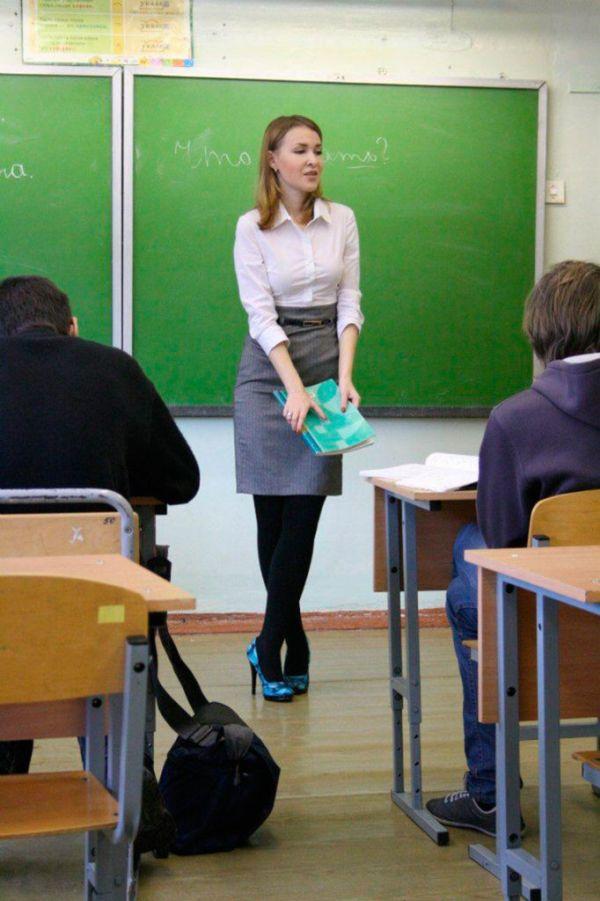 Учительницы, к которым хочется попасть на урок (26 фото)