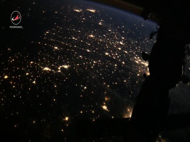 Кругосветное путешествие на борту МКС
