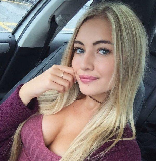 Очаровательные блондинки (37 фото)
