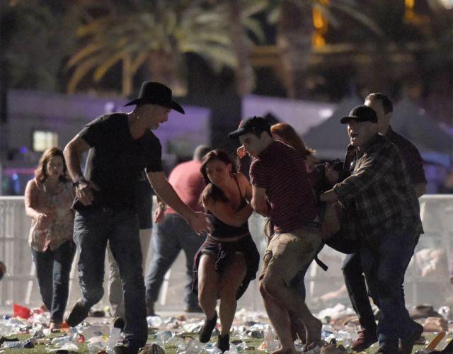 Стрельба на музыкальном фестивале в Лас-Вегасе