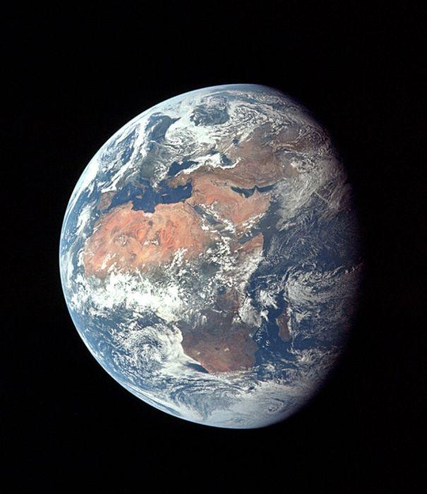 Снимки из космоса (40 фото)