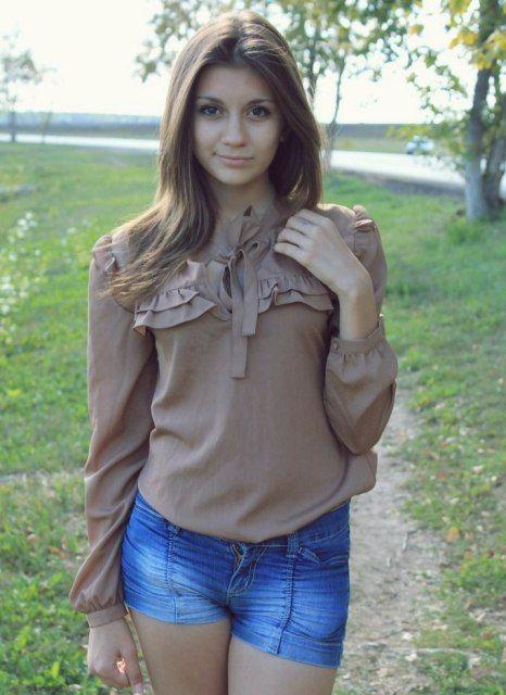 Фотографии прекрасных девушек (34 фото)