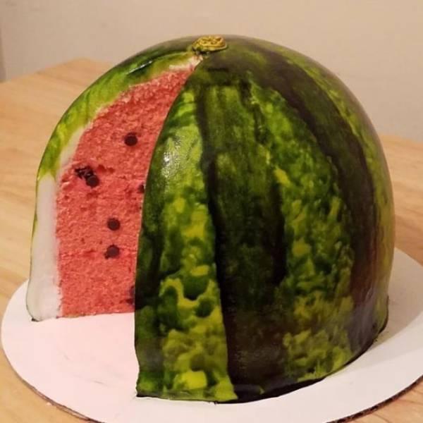 Торты, которые жалко есть (36 фото)