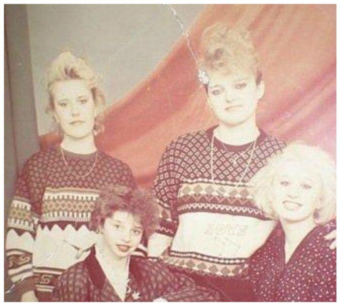 Убойная мода 80-х и 90-х (37 фото)