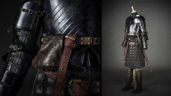 Доспехи героев «Игры престолов» (27 фото)
