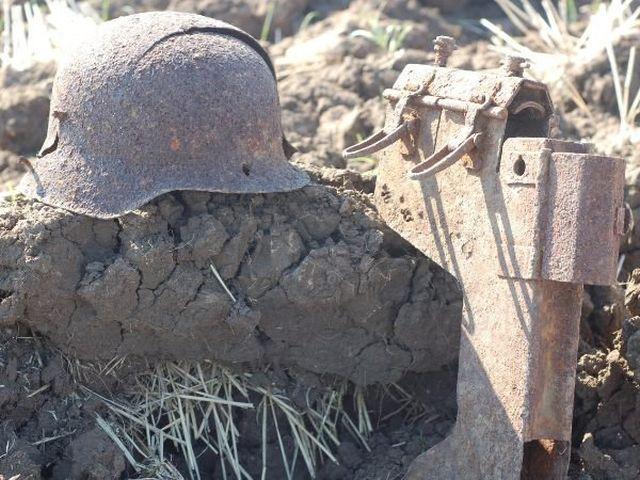 Необычное устройство немецкой армии (3 фото)