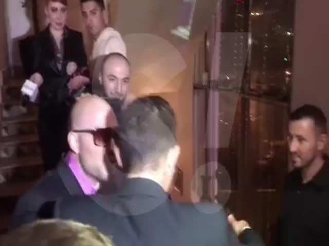 Жених Дианы Шурыгиной Андрей Шлягин устроил драку с блогером Дмитрием Ториным