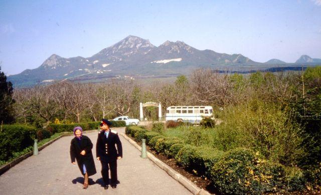 Фото туриста Закари Хоффмана в СССР (120 фото)