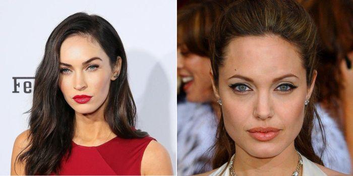 Идеальные формы лица, по мнению женщин (6 фото)