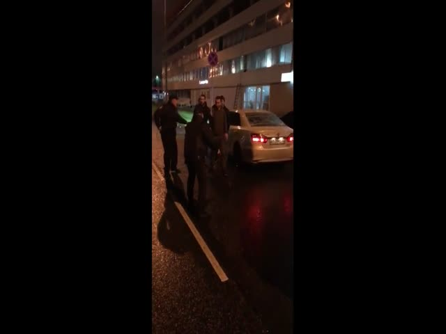 Кавказцы, представившиеся сотрудниками ГУПа, устроили массовую драку