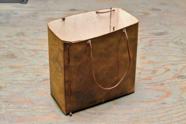 Фотоотчет создания подарочной сумки (26 фото)