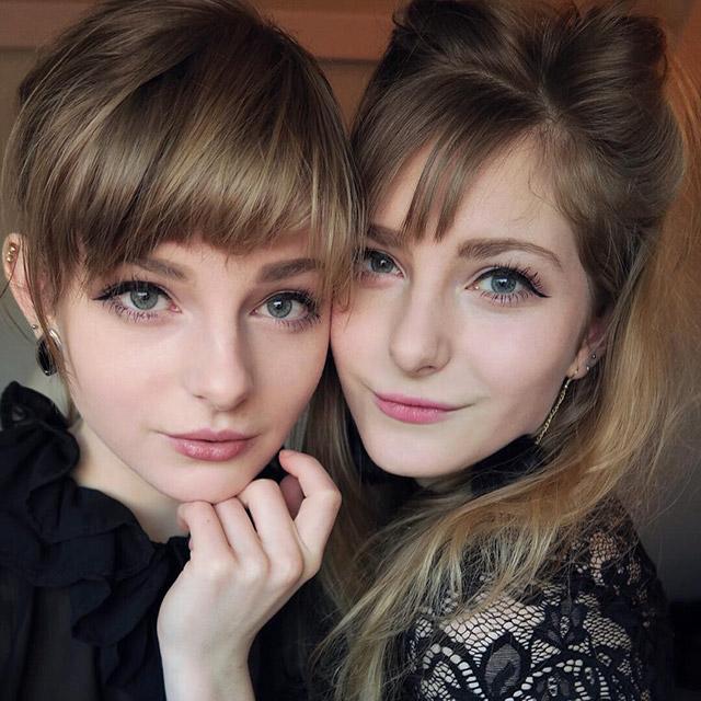 Милые девушки (40 фото)