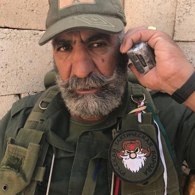 Как тактические бороды помогают современным солдатам (фото)