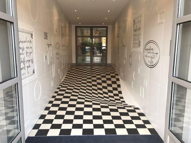 Оптическая иллюзия, которая заставит усомниться каждого (2 фото + видео)