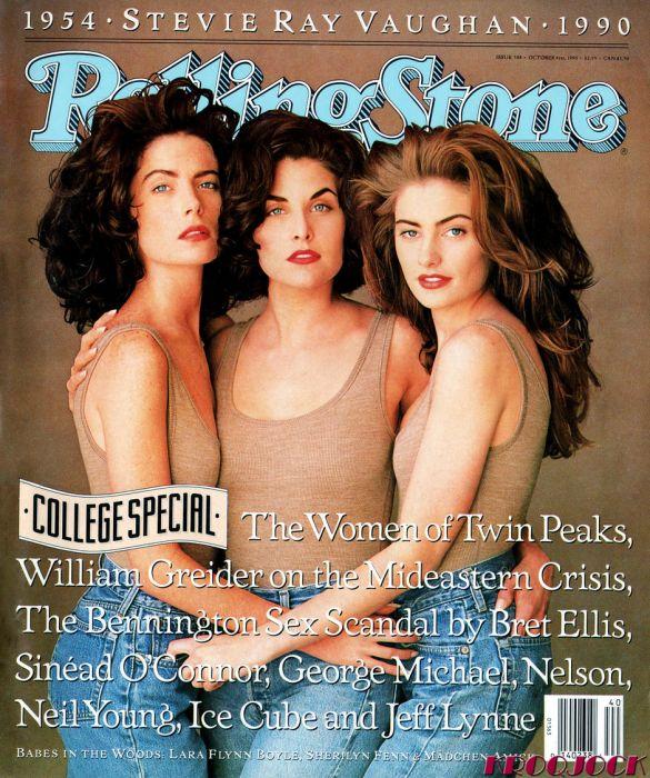 Звездные красавицы 90-х (11 фото)
