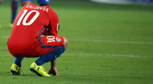 Сборная Чили по футболу не вышла на ЧМ-2018 из-за жалобы в ФИФА на Боливию
