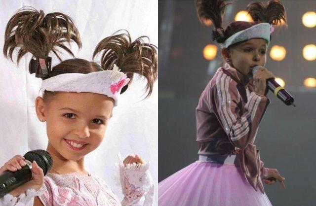 Белорусская певица Ксения Ситник спустя 12 лет после победы на детском Евровидении (6 фото)
