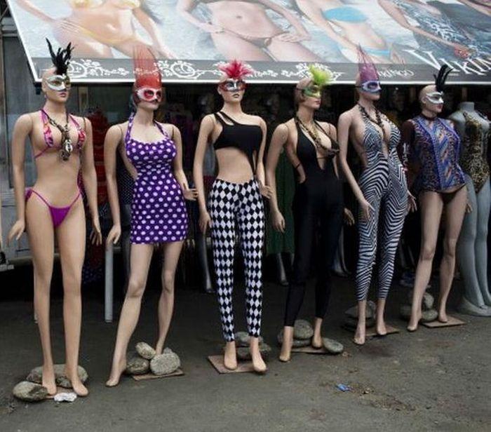 Картинки по запросу манекены venesueli