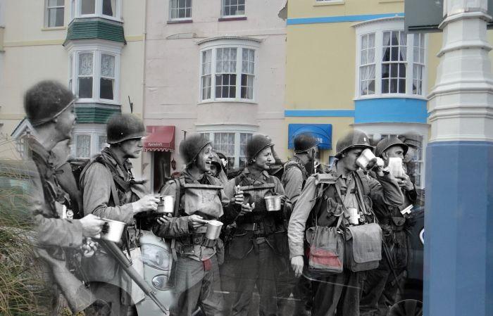 Отголоски прошлого с Западного фронта Второй мировой войны (30 фото)