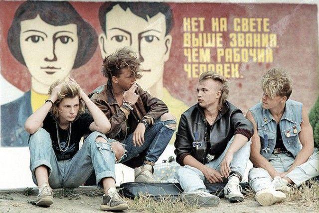 Фото, сделанные в 80-е - 90-е годы (95 фото)