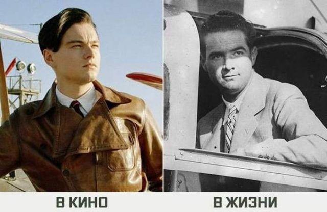 Актеры и прототипы героев фильмов, основанных на реальных событиях (15 фото)