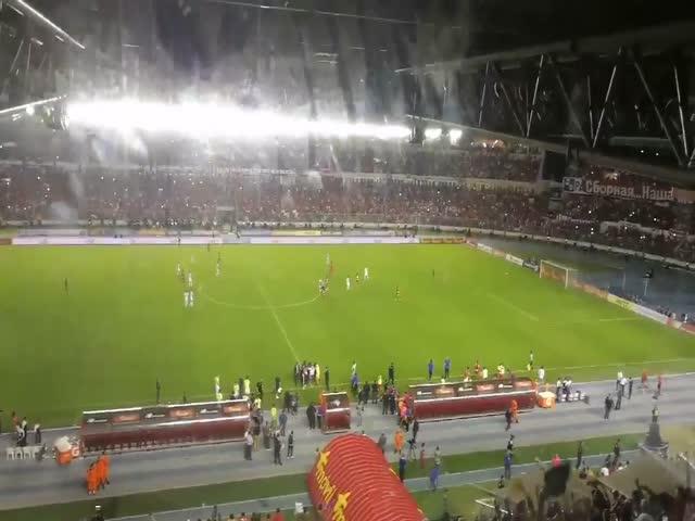 Панамские футбольные комментаторы радуются выходу своей сборной на ЧМ-2018