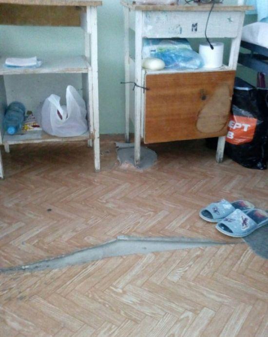 Гинекологическое отделение больницы города Волжский (6 фото)