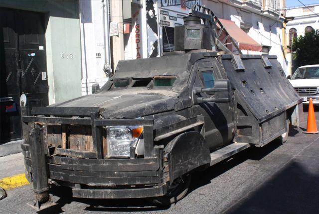 Техническое оснащение южноамериканских наркокартелей (9 фото)