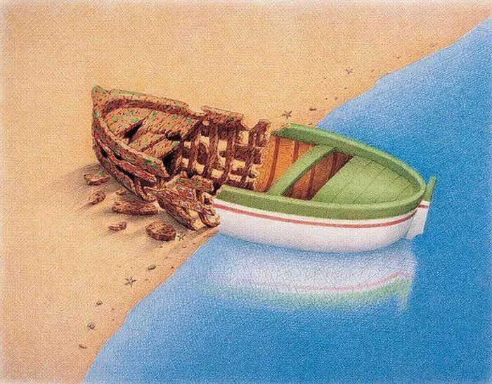 Рисунки с глубоким смыслом (30 картинок)