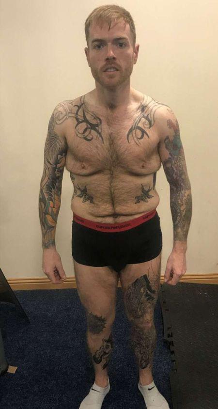 Барри МакРори - из толстого затворника в успешного боксера (4 фото + видео)