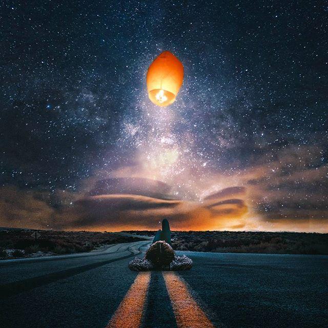 Фото, которые похожи на удивительные сны (40 фото)