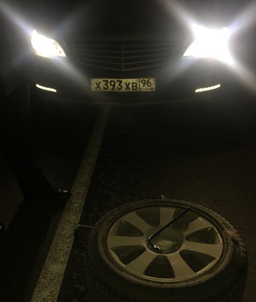 Олег Газманов попал в аварию на пути в Пермь (4 фото + 2 видео)