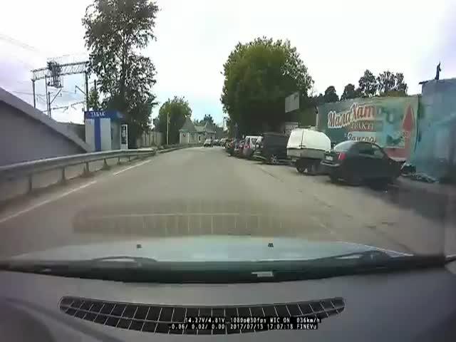 Таксист не заметил отсутствия пассажира