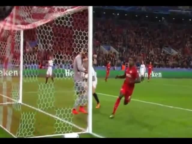 ФК «Спартак» разгромил «Севилью» со счетом 5:1