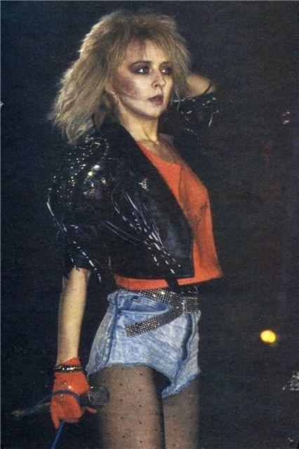 Российские звезды в начале 90-х (30 фото)