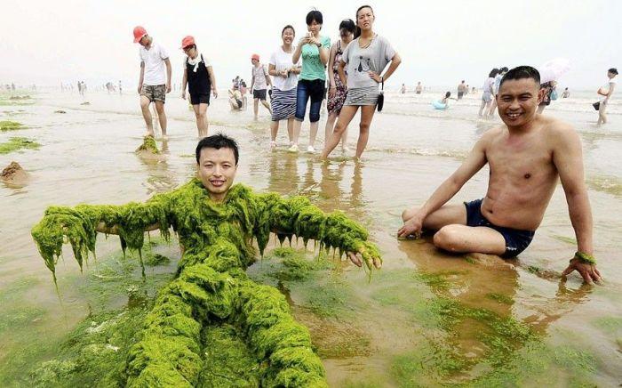 Забавные фото из стран Азии (34 фото)