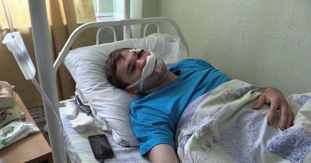 Алексея Мироненко, жестоко избившего рентгенлаборанта, приговорили к двум годам ограничения свободы (2 фото + видео)