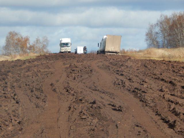 Ужасные дороги гораздо ближе, чем вы думаете (3 фото)
