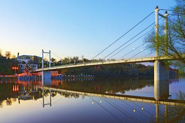 Река Урал (6 фото)