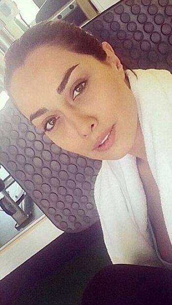 Фото актрисы Садаф Тагериан, возмутившие иранское общество (7 фото)