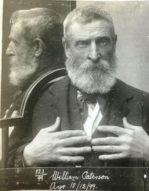 Британские преступники конца XIX - начала XX века (11 фото)