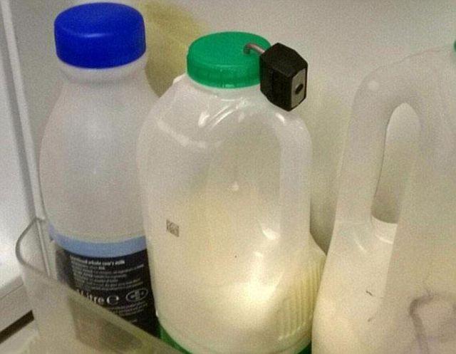 Как защитить свои напитки (2 фото)