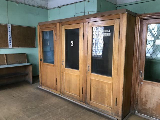 Застывшее во времени почтовое отделение в Новосибирске (3 фото)