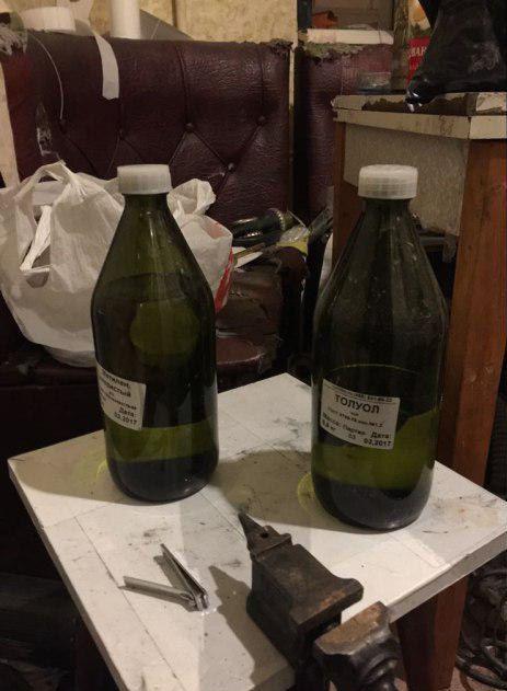 В Балашихе в обычной квартире обнаружили лабораторию по производству взрывчатки (6 фото)