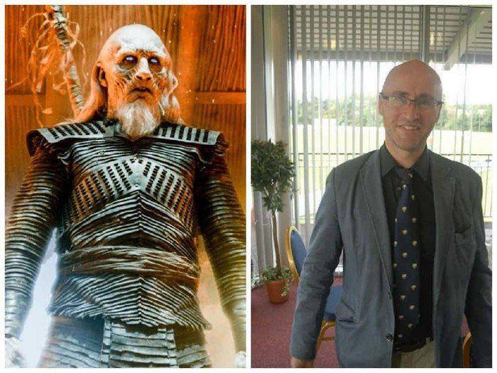 Актеры сериала «Игра престолов» без грима (11 фото)
