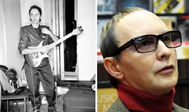 Российские музыканты тогда и сейчас (46 фото)