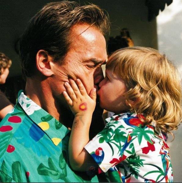 Свежие фото из жизни Арнольда Шварценеггера (19 фото)