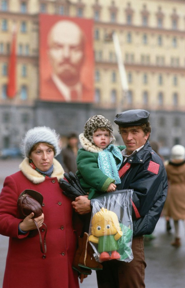 СССР в 1987 году (40 фото)