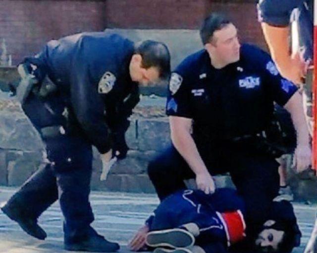Теракт в Нью-Йорке (15 фото + 3 видео)